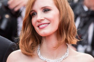 Rock Jessica Chastain's Cannes Smolder