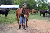 How A Cattle Rancher's Wife Became A Vegan