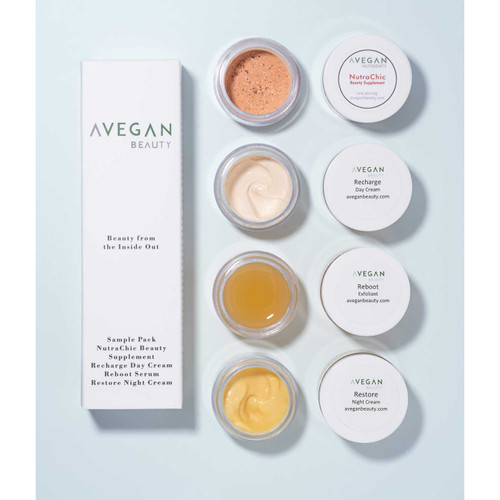 AVegan Beauty Sample Pack