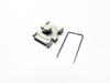 "48-1503 Push Lawn Mower Gas O Scale 1/48 1/43 Detail Diorama Dollhouse 1/4"""