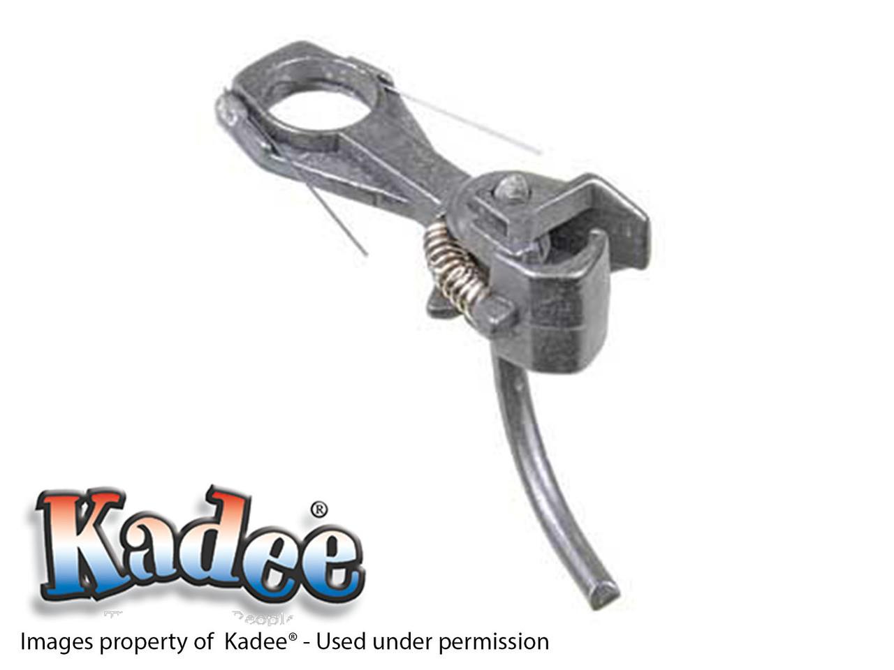 "143 Kadee® HO Scale Whisker Couplers 1/4"" Short Centerset Shank Metal"
