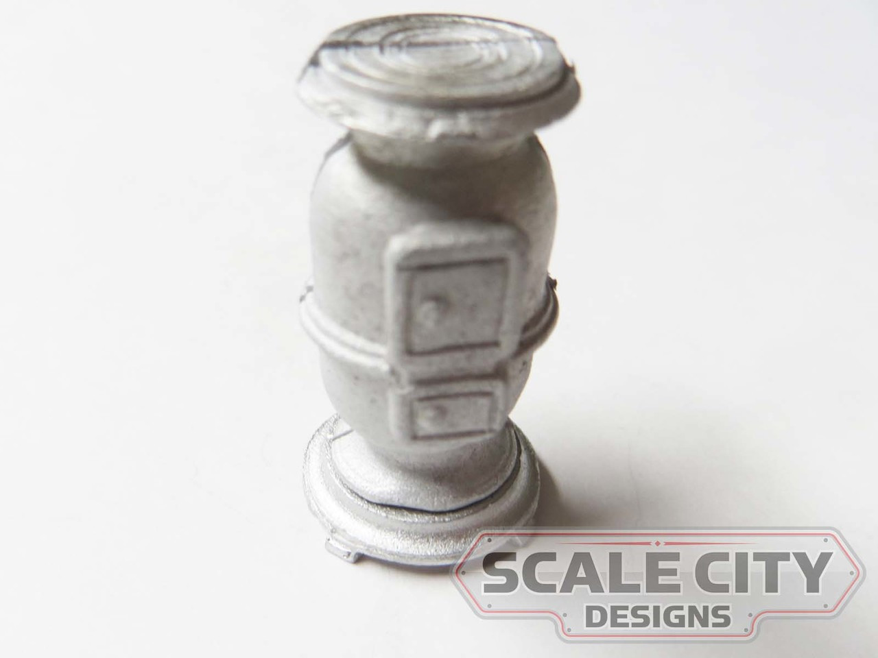 48-755 Pot Belly Stove O Scale FKA KEIL LINE