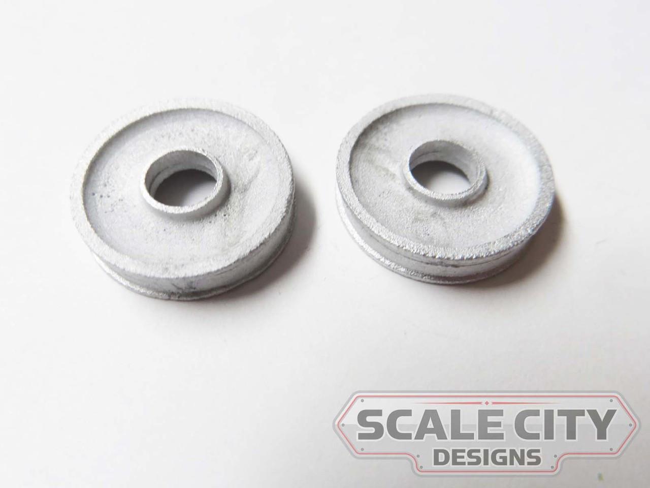 48-757 Machine Pulley industrial O Scale FKA KEIL LINE