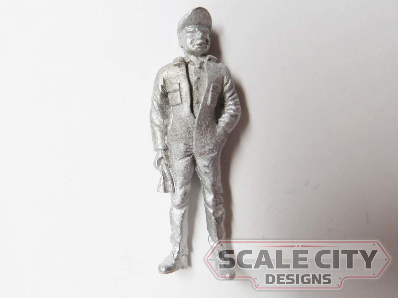 48-1269 Mechanic Figure O Scale FKA Keil Line