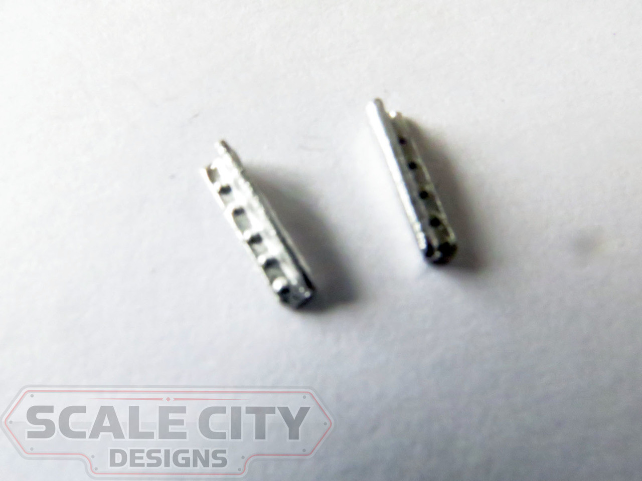 48-017 HOPPER CAR OFFSET RIBS FOR WEAVER OFFSET SIDE O SCALE (FORMERLY KEIL-LINE)