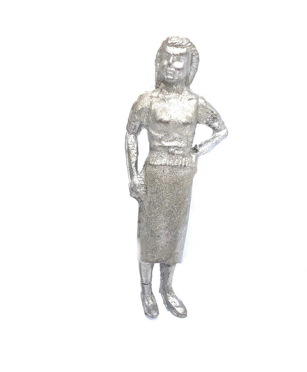 48-1427 Lady in Pencil Skirt with Hand on Hip FKA Keil Line O scale