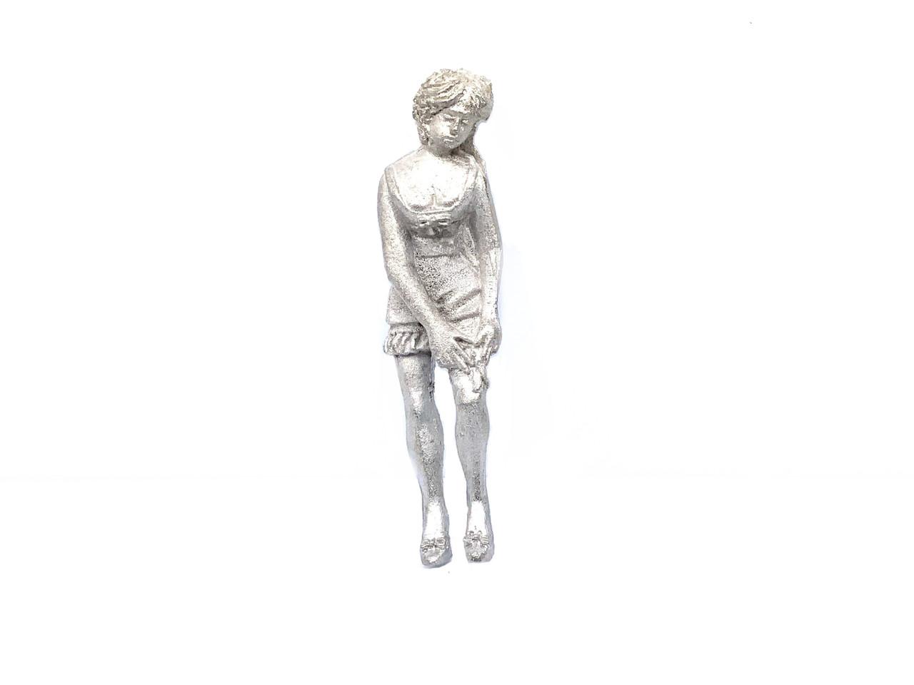 48-1276 Woman for brothel scene O Scale Figure FKA Keil Line unpainted
