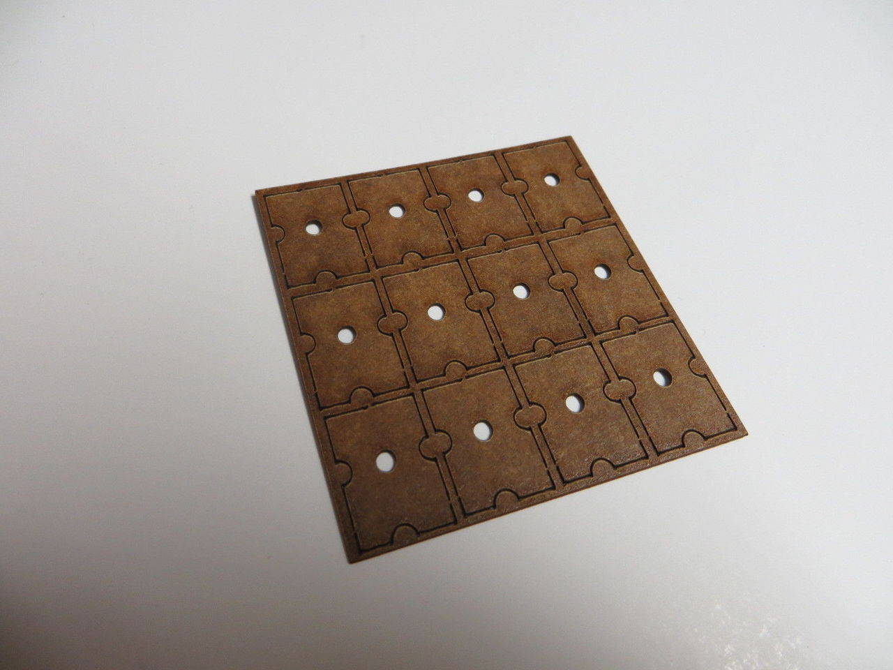 48-1200 Kadee KD O Scale Coupler Shims .025 12pc Laser Cut 2 / 3 Rail