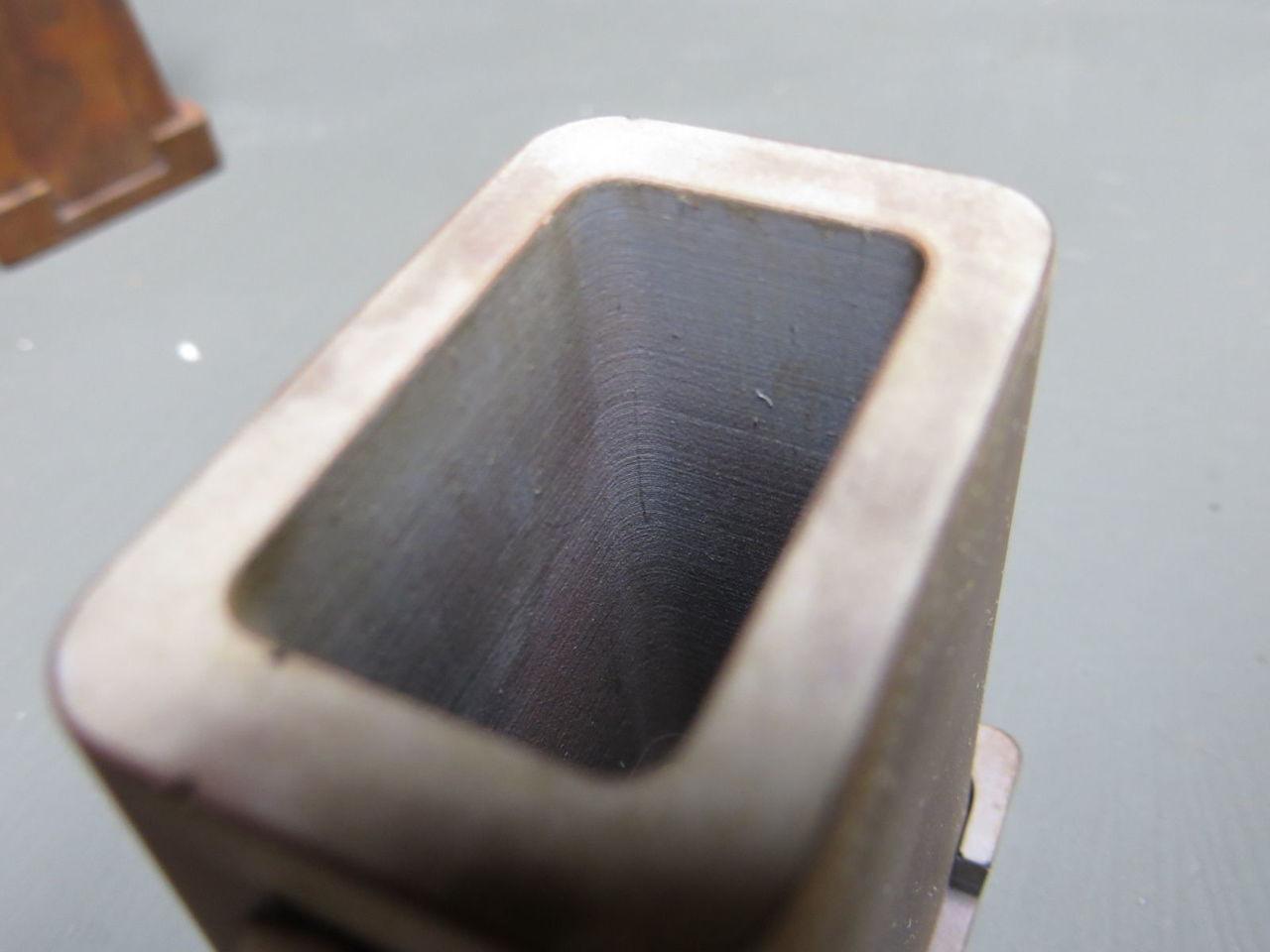 48-6001 O Scale Steel Mill Ingot Mold *Unpainted Resin Kit Great Flat Car Load!