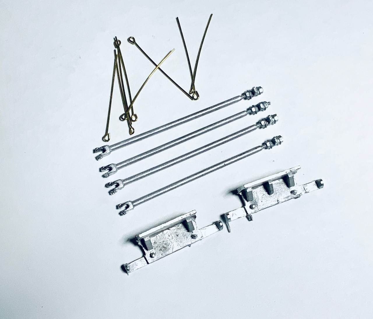 48-026 Diaphragm Support Rod and Hardware Only FKA Keil Line