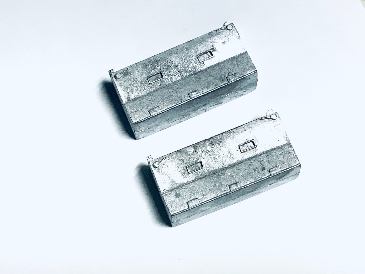 48-102 Battey Box Curved Front style O Scale FKA Keil Line