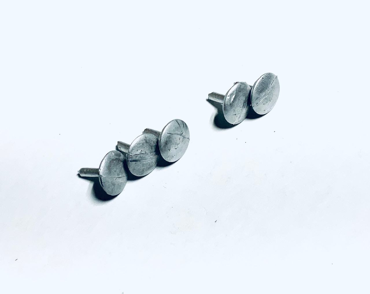 48-119 Budd Style Round Roof Vents Passenger Car FKA Keil Line O scale