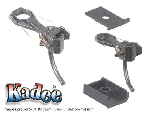 "148 Kadee® All Metal Self-Centering WHISKER® Coupler - Medium 9/32"" HO Scale"