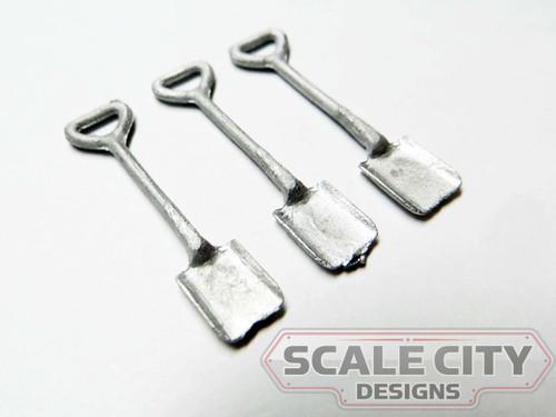 48-749 Shovels O Scale FKA KEIL LINE