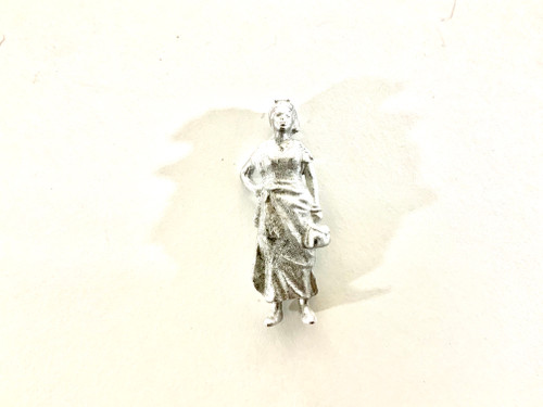 48-1397 Woman in Dress W/ Hand on Hip Figure FKA Keil Line O scale