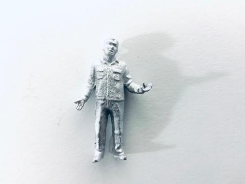 48-1406 Man Expressing w/ Hands Figure FKA Keil Line O scale