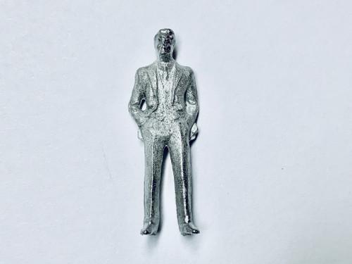 48-1423 Man in Business Suit Figure FKA Keil Line O scale