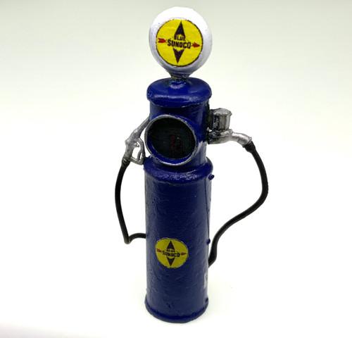 48-540 Clock Face Tokheim Gas Pump O Scale FKA Keil Line