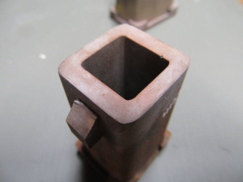 48-6000 Steel Mill Ingot Mold Small Size Version O Scale
