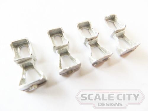 48-740 Caboose Steps Tender Style O Scale FKA Keil Line