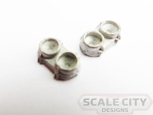 48-430 Pyle Dual Headlight O scale FKA Keil Line
