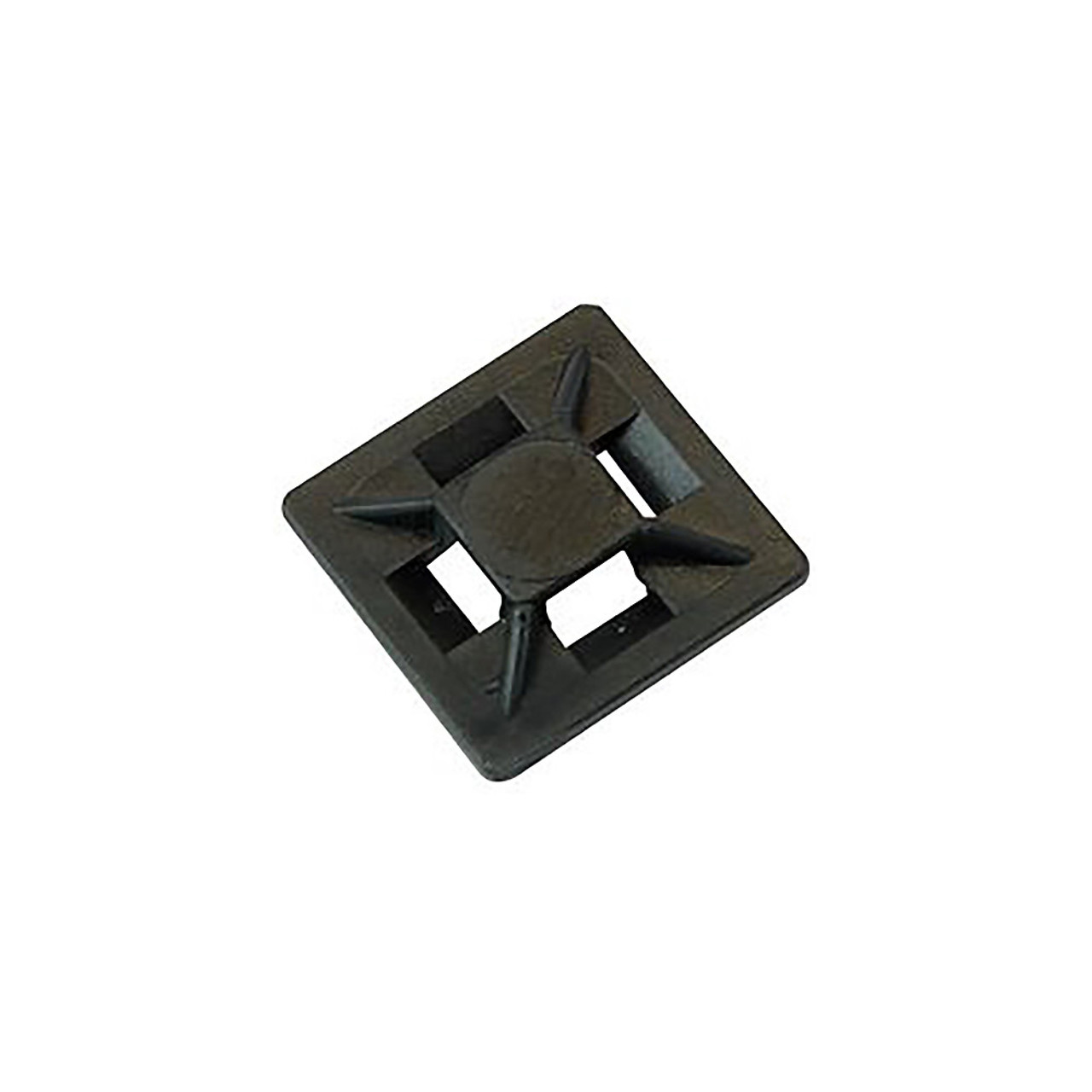 2c36d1ac896a HFC1/4 Self-adhesive Cable Tie Mounts, 0.8 x 0.8in (20 x 20mm ...