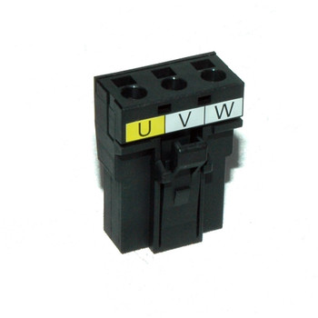 Yaskawa 1-2013522-3 AMP Connector Rectangular Assembly