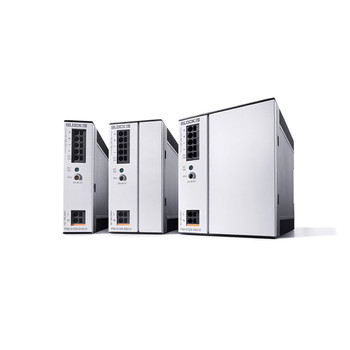 Block PM‑0124‑040‑0 Switched Mode DIN Rail Mount Power Supply