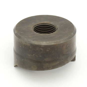 """ALFRA 01563-ST TwinCut Round Punch 1-15/16"""" DIA"""