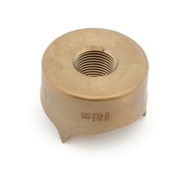"""ALFRA 01631 TriCut Plus Round Punch 1-15/16"""" DIA"""