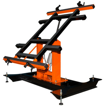 ALFRA AMTE 300 Adjustable Tilt Assembly Table, Battery-less (31003.BL)