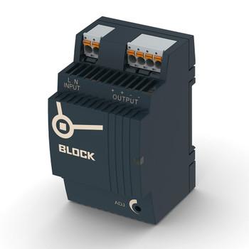 Block PEL-0124-013-0 Power Supply, 24VDC 1.3A Output