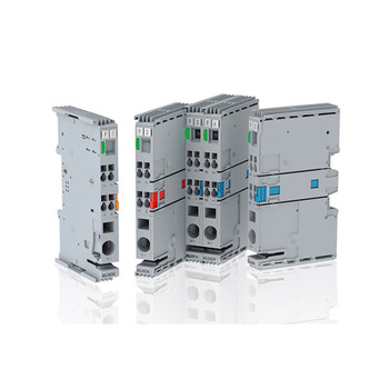 Block EB-0824-100-0 Single-Channel Electronic Circuit Breaker, 24 VDC, 0.5 ‑ 10 A