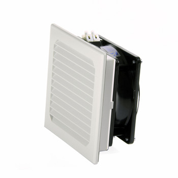 LV 250 Filter Fan, 115V, with Filter Mat P15/350S and Gasket (10253250)