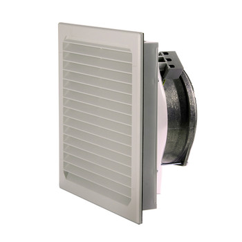 LV 410 Filter Fan, 115V, with P15/350S Filter Mat and Gasket (10413250)