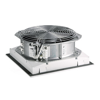 LV 800 Filter Fan, 115V, with P15/350S Filter Mat and Gasket