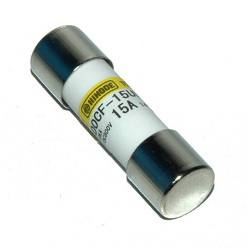 Hinode 800CF-15UL Compact Fast Acting Fuse, 800V AC/DC, 15A