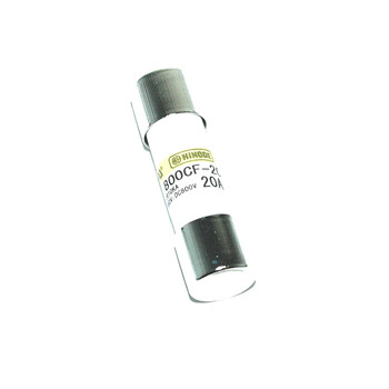 Hinode 800CF-20UL Compact Fast Acting Fuse, 800V AC/DC, 20A