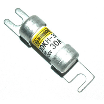 Hinode 400KH-30UL Compact Fast Acting Fuse, 400V AC/DC, 30A