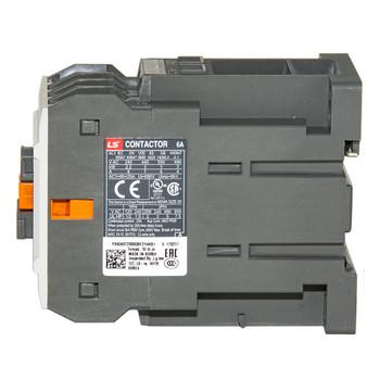 LSIS MC-6A METASOL Series Magnetic Contactor, AC120V 50/60Hz, Screw 1a, EXP (MC6A-30-10-P7-S-E)