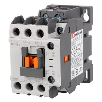 LSIS MC-9A METASOL Series Magnetic Contactor, AC110V 50/60Hz, Screw 1a1b, EXP (MC9B-30-11-F7-S-E)