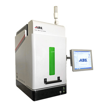 HBS GQ Series Enclosed Fiber Laser Marking Compact Station (HBS-GQ-20E)