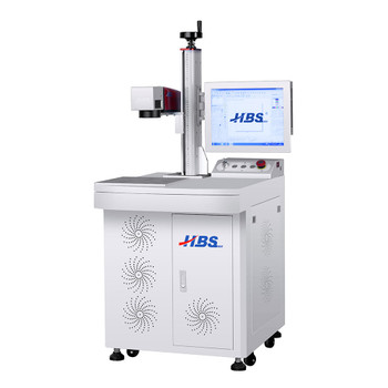 HBS MP Series Open Table MOPA Laser Marking System (HBS-MP-20)
