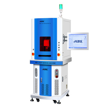 HBS MP Series Enclosed MOPA Laser Marking System (HBS-MP-20A)