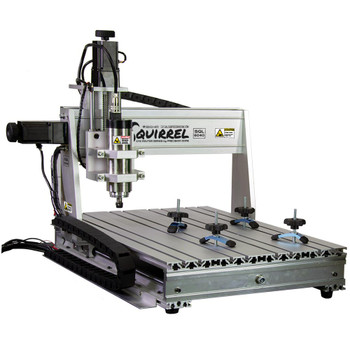 SQL 6040 3-Axis Squirrel CNC Router, Base Package (SQL-6040-3BA)