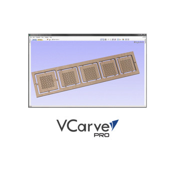 Vectric VCarve Pro 2D/2.5D Design Software For CNC Routers