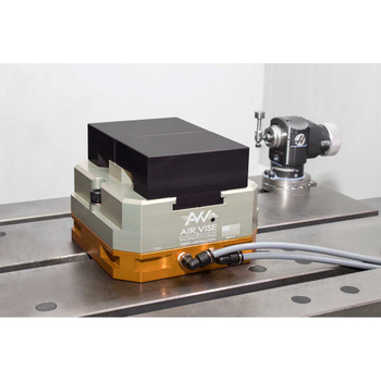 Air Vise & Workholding AV-T-4 Table Vise