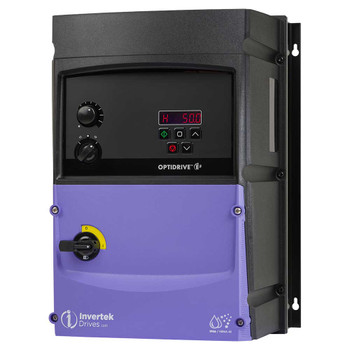 OptiDrive ODE-3-420300-3F4B Variable Frequency Drive, 30A 7.5 kW