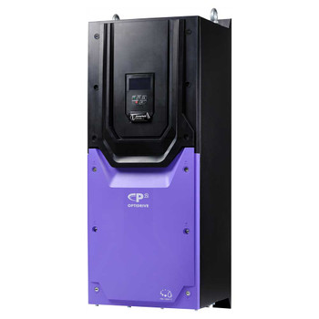 OptiDrive ODP-2-64060-3HF4N-TN Variable Frequency Drive, 90A 45 kW