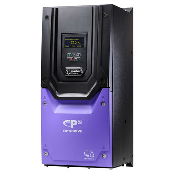 OptiDrive ODP-2-56060-3H04N-TN Variable Frequency Drive, 65A 45 kW